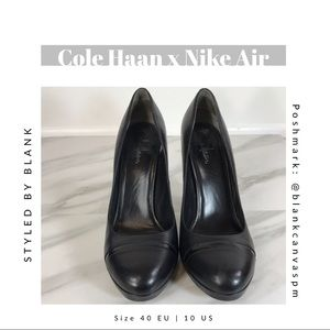 Cole Haan x Nike Stephanie Career Pumps